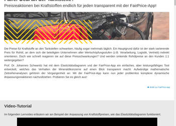 Screenshot von https://www.fh-muenster.de/itb/kraftstoffpreise/index.php